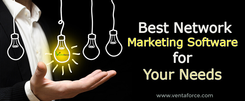 Best Network marketing software for your needs