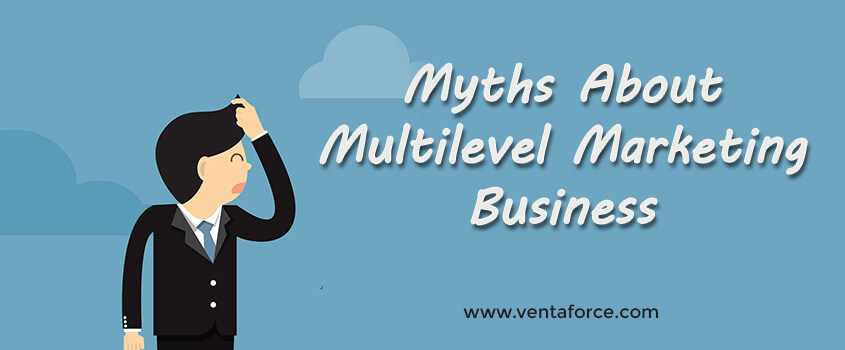 Myths about multilevel Marketing Business