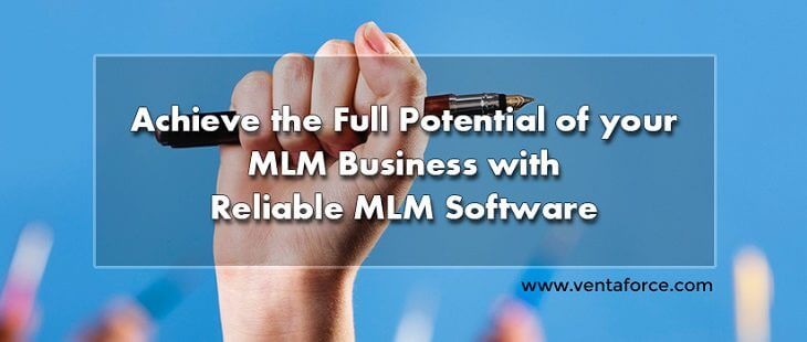Achieve the full potential of your MLM business with reliable MLM software