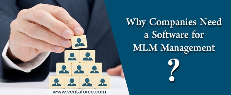 Why companies need a software for MLM management