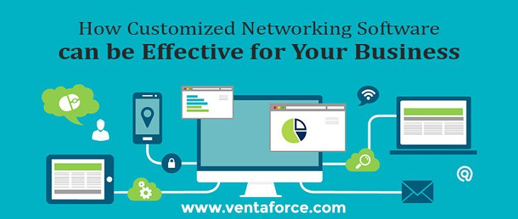 How customized Networking Software can be effective for your business