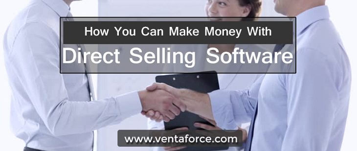 How you can make money with Direct Selling Software