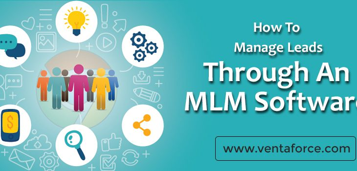 How to manage leads through an MLM software
