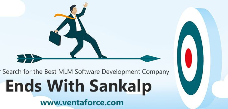 Your search for the best MLM software development company ends with Sankalp