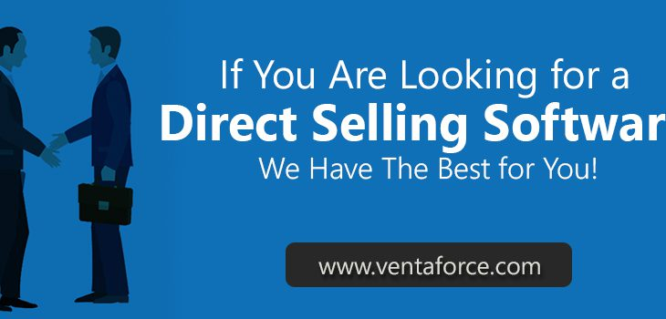 If you are looking for a Direct selling software, we have the best for you!