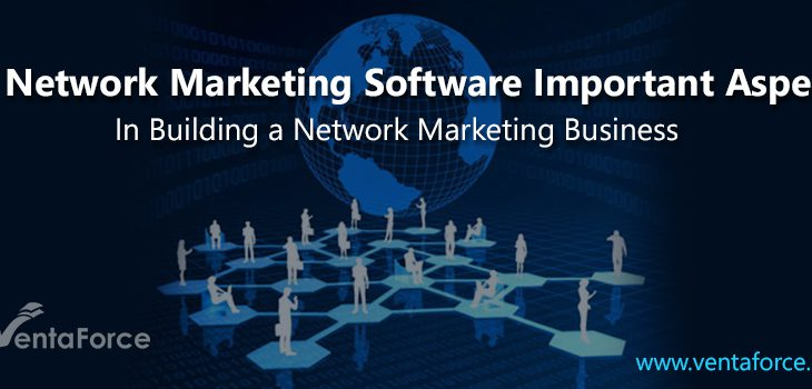 MLM software, Network marketing software