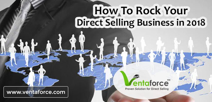 direct selling software, MLM Software