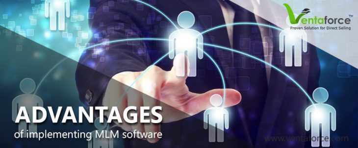 Advantages of implementing MLM software in MLM business