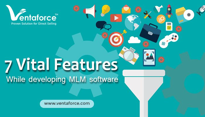 7 Vital Features You Should Consider While Developing MLM Software