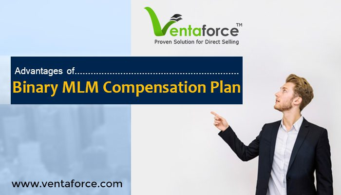 Advantages of Binary MLM compensation Plan in Binary MLM Software
