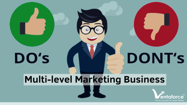 Do's-Don'ts in Multilevel Marketing Business