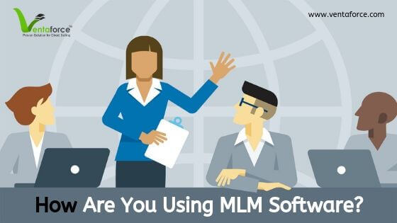 MLM Software development company