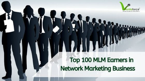 Top 100 MLM Companies in the world 2020