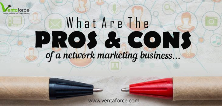 Network Marketing Pros & Cons