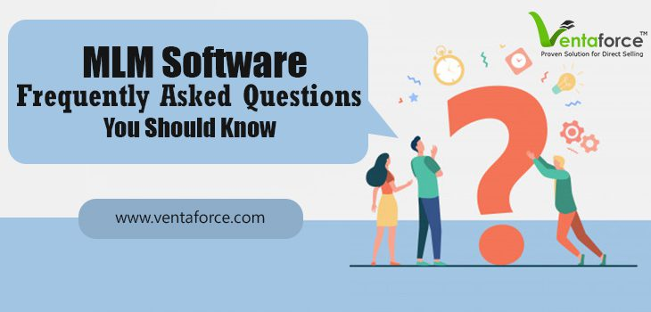 mlm software faq's